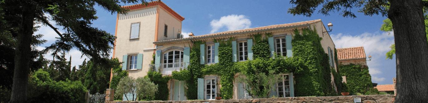Laurent Miquel Landgoed huis